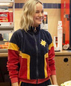 New Jersey Captain Marvel Jacket