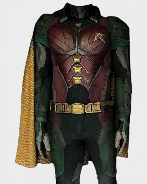 Robin Titans Jacket