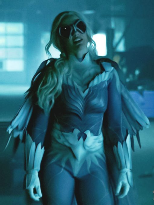 Titans TV Series Dove Jacket