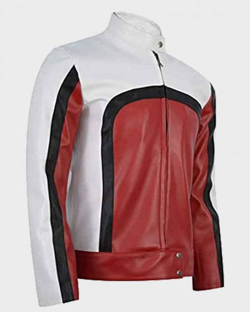 Freddie Mercury Leather Bohemian Rhapsody Jacket