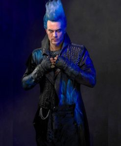 Descendants 3 Hades Studded Coat