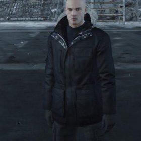 Hitman Agent 47 hooded Jacket