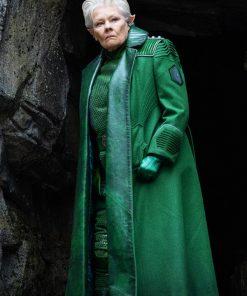 Artemis Fowl Judi Dench Trench Coat