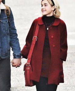 Chilling Adventures of Sabrina Kiernan Shipka Coat