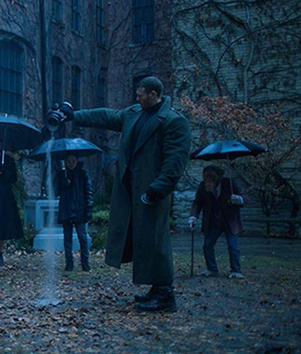The Umbrella Academy Luther Trench Coat