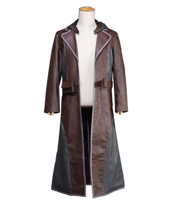 PlayerUnknown's Battlegrounds Online Game Trench Coat