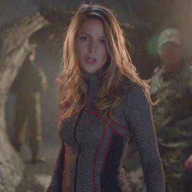 Red Daughter Supergirl Jacket