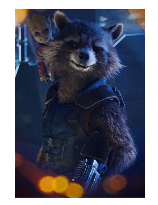 Endgame Rocket Raccoon Vest