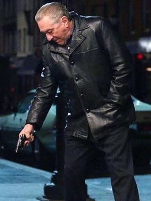 Robert De Niro The Irishman Jacket