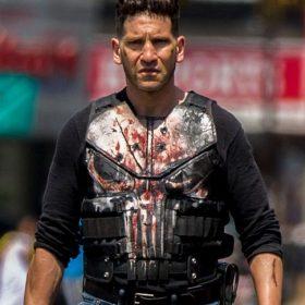 The Punisher TV Series Vest