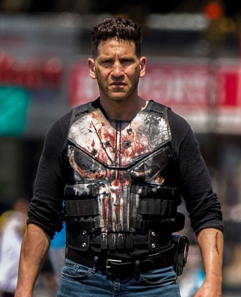 The Punisher TV Series Vest
