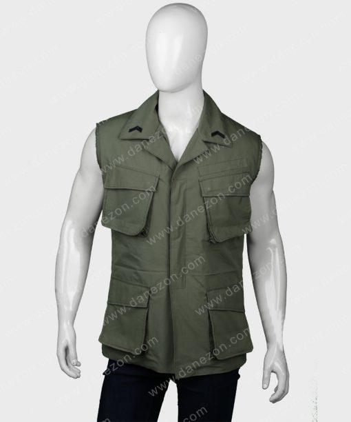 The Umbrella Academy Klaus Hargreeves Cotton Vest