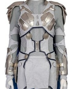 Valkyrie Thor Ragnarok Leather Coat