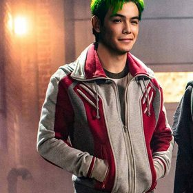 Gar Logan Titans TV Series Jacket