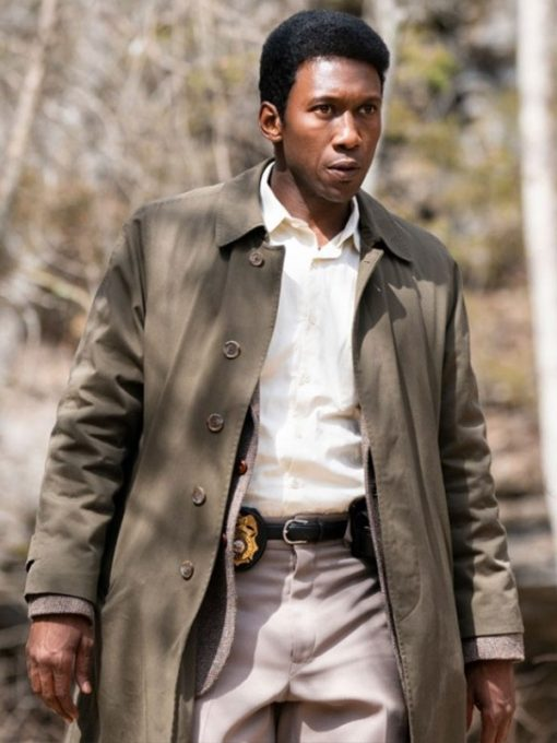 Wayne Hays True Detective Cotton Coat