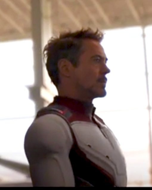 Avengers Endgame Iron Man Quantum Jacket