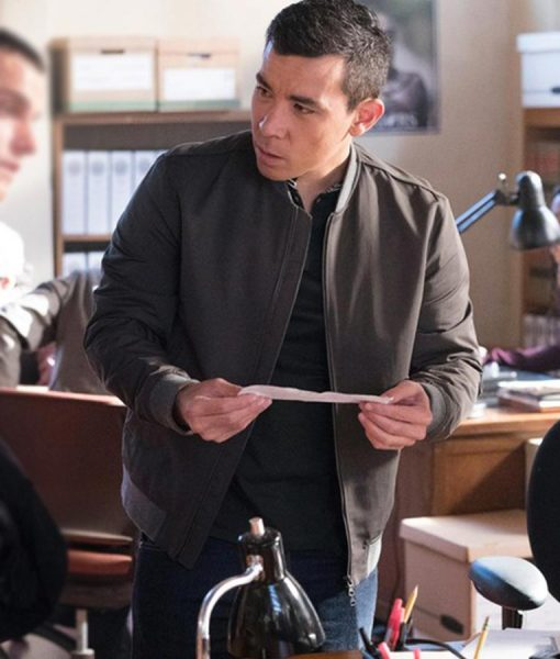 Oliver Hampton How To Get Away With Murder Bomber Jacket
