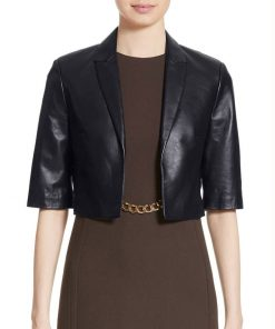 Tegan Price How to Get Away With Murder Cropped Jacket