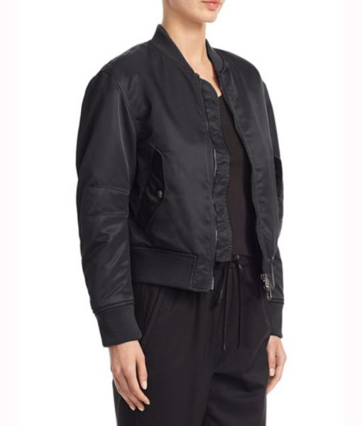 How to Get Away with Murder TV Series Laurel Castillo Black Jacket