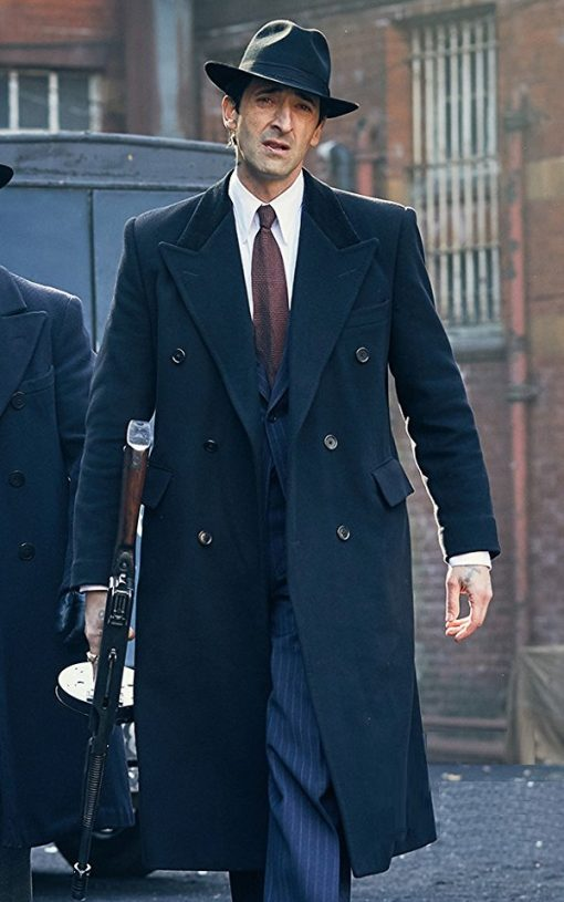 Peaky Blinders Luca Changretta Trench Coat
