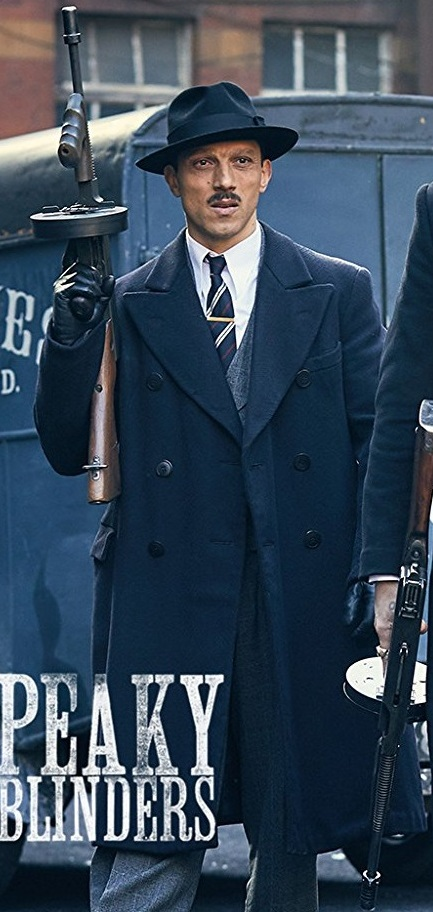 Peaky Blinders Matteo Trench Coat