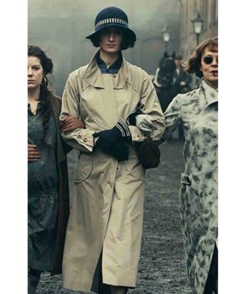 Lizzie Stark Peaky Blinders Coat