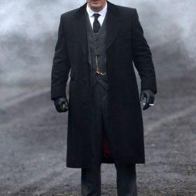 Thomas Shelby Peaky Blinders Trench Coat