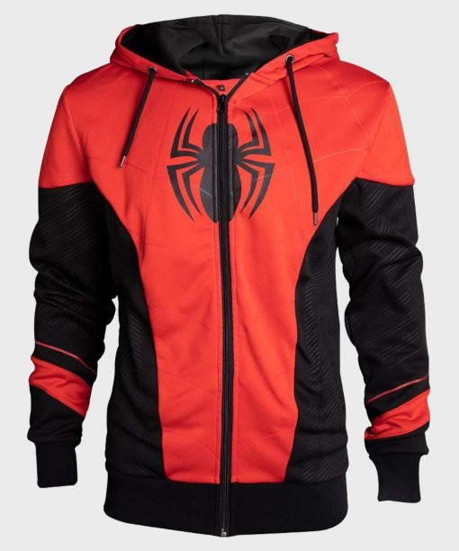 Spider-Man Far From Home Tom Holland Hoodie