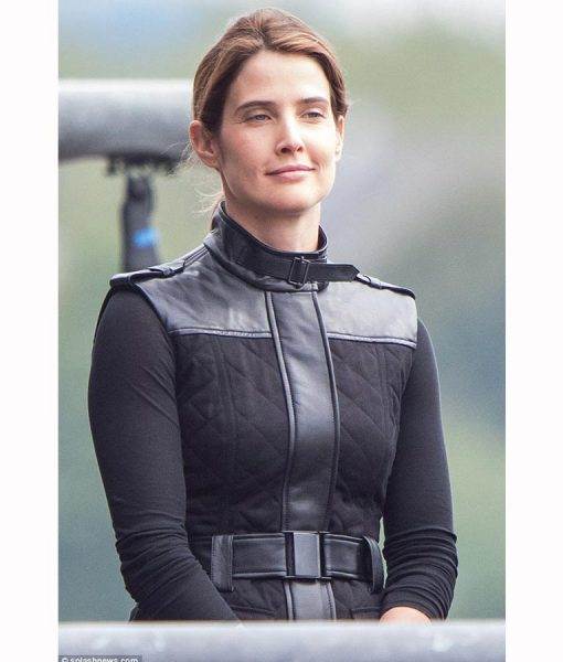 Maria Hill Spider-Man Far From Home Vest