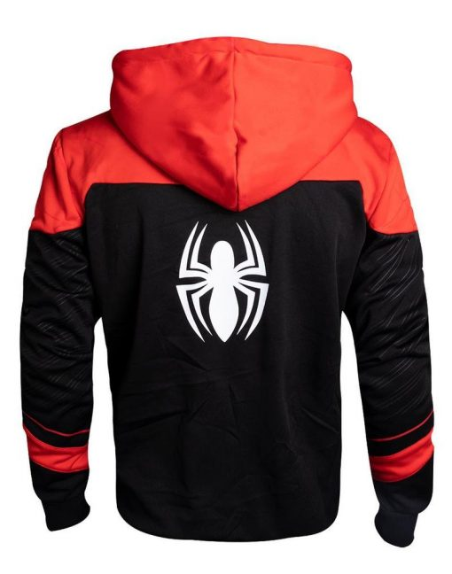 Spider Man Far From Home Peter Parker Hoodie