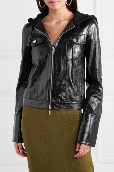 Roswell New Mexico Jeanine Mason Black Jacket