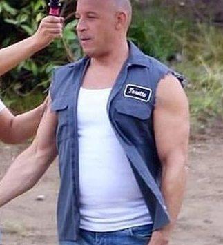 Furious 9 Vin Diesel Vest