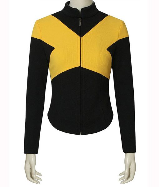 Dark Phoenix X-Men Black Team Jacket