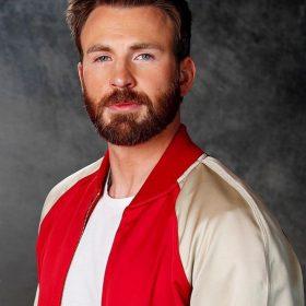 Endgame Premiere Chris Evans Bomber Jacket