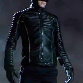 Gotham Bruce Wayne Quilted Jacket