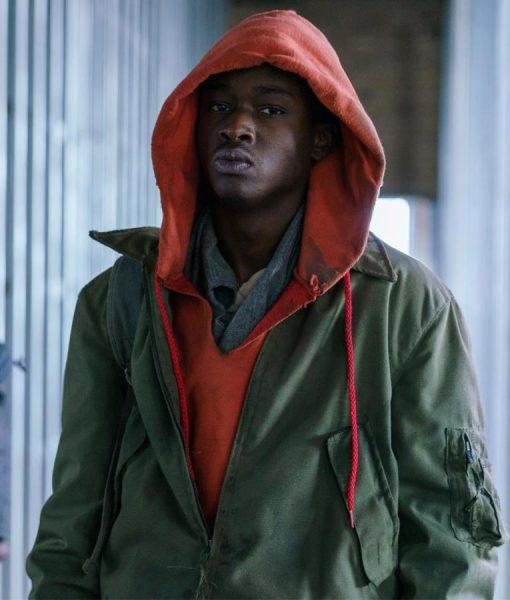 Gabriel Drummond Captive State Cotton Jacket