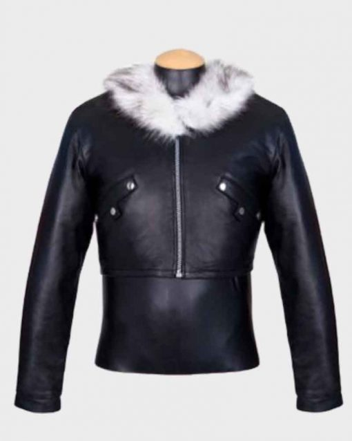 Video Game Final Fantasy 8 Squall Leonhart Jacket