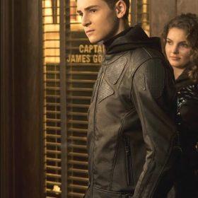 Bruce Wayne Gotham Black Jacket