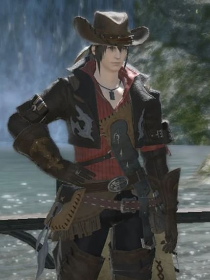Final Fantasy XIV Gyuki Gaming Jacket