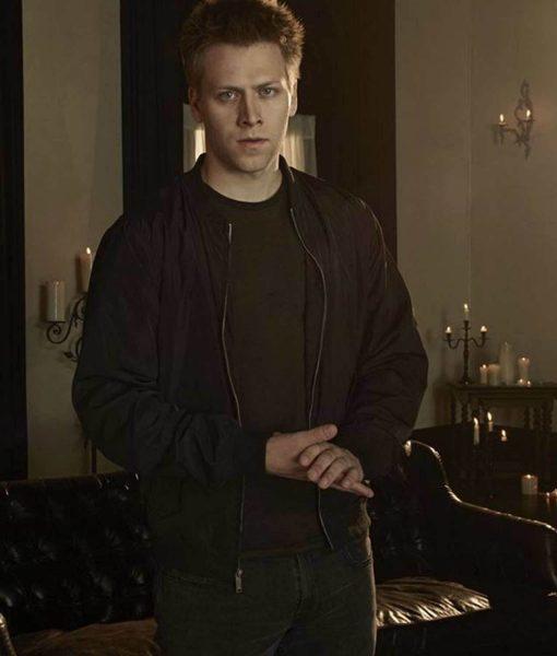 Cloak and Dagger Liam Walsh Black Jacket