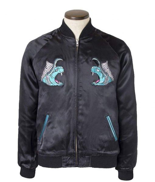 Final Fantasy XV Noctis Lucis Caelum Gaming Jacket