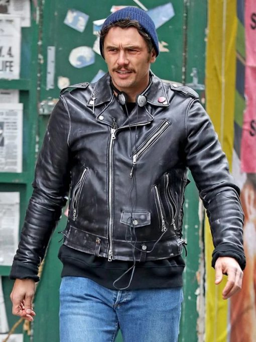 Frankie Martino The Deuce Biker Jacket