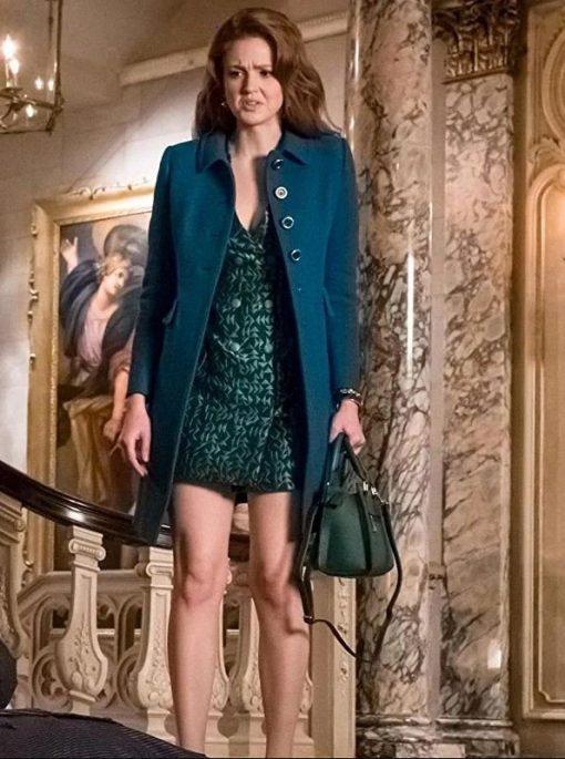 Ivy Pepper Gotham Wool Coat