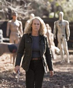 Laurie Strode Halloween Green Jacket