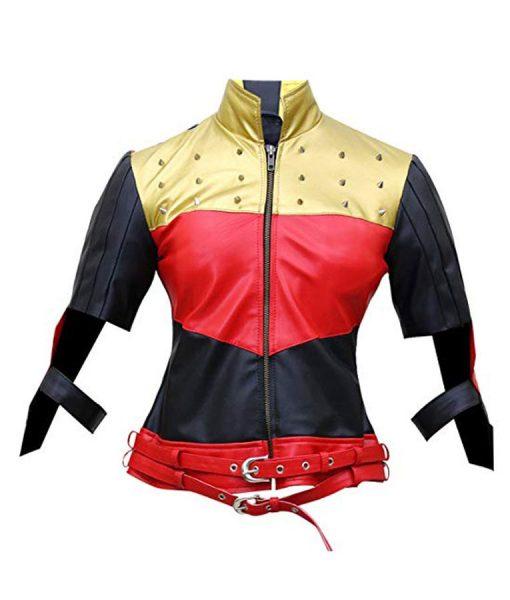 Harley Quinn Injustice God Among Us Jacket