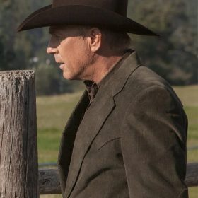 Yellowstone John Dutton Blazer