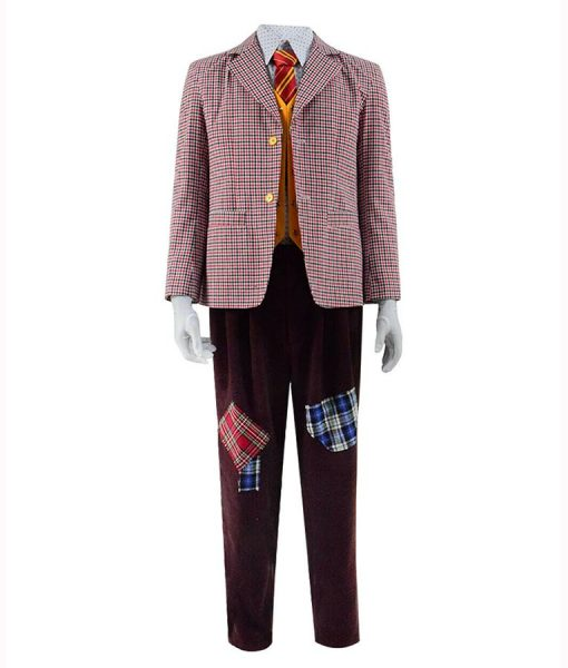 Joker Checkered Plaid Blazer