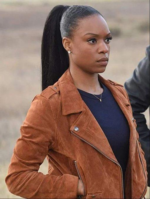 Sonya Bailey Lethal Weapon Jacket