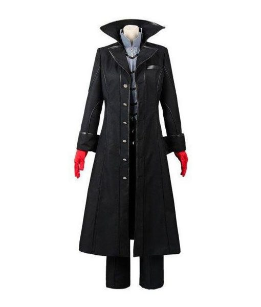 Joker Persona 5 Black Coat