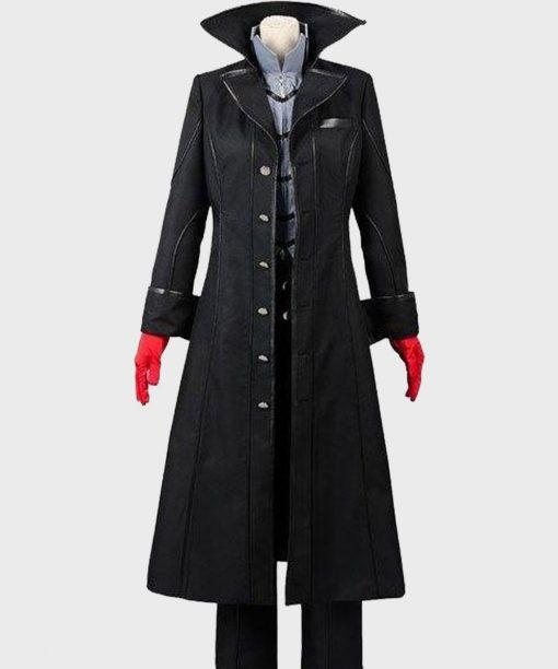 Persona 5 Joker Black Coat